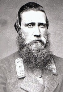 General John Bell Hood, controversial commander of the Army of Tennessee